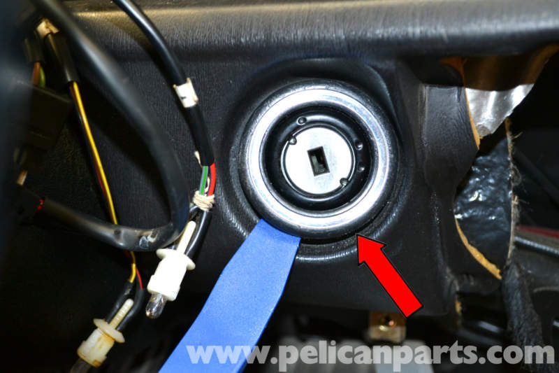 Mercedes Benz 190e Ignition Tumbler Replacement W201
