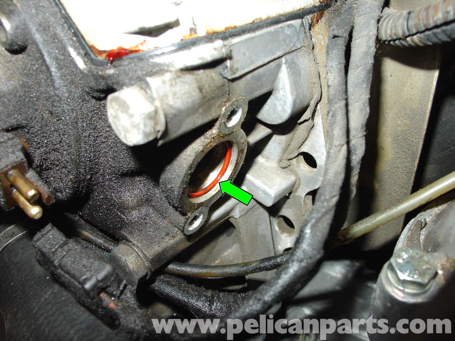 Pic on Engine Camshaft Position Sensor