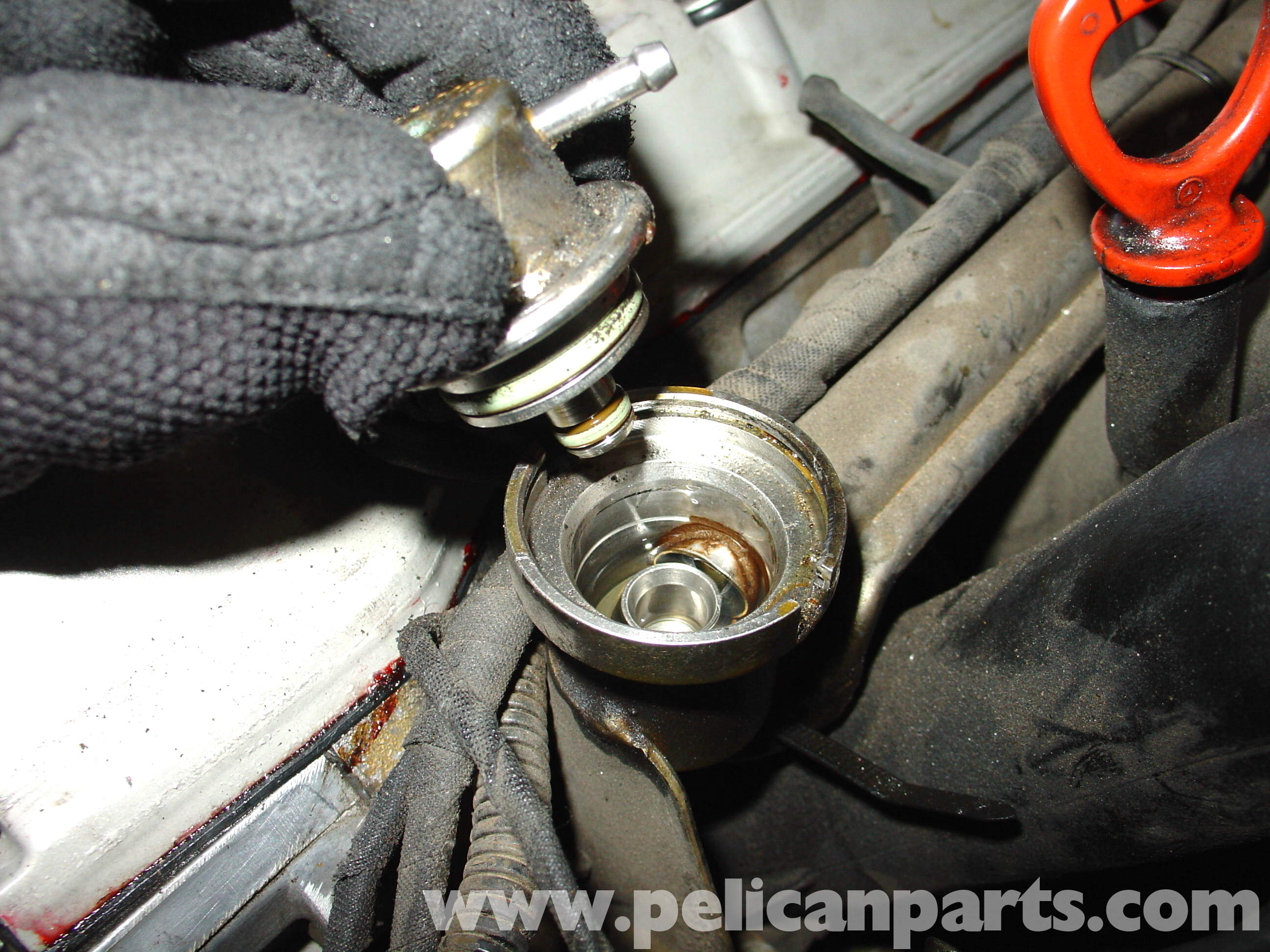 fuel pressure regulator 1997 e320 mercedes benz  fuel
