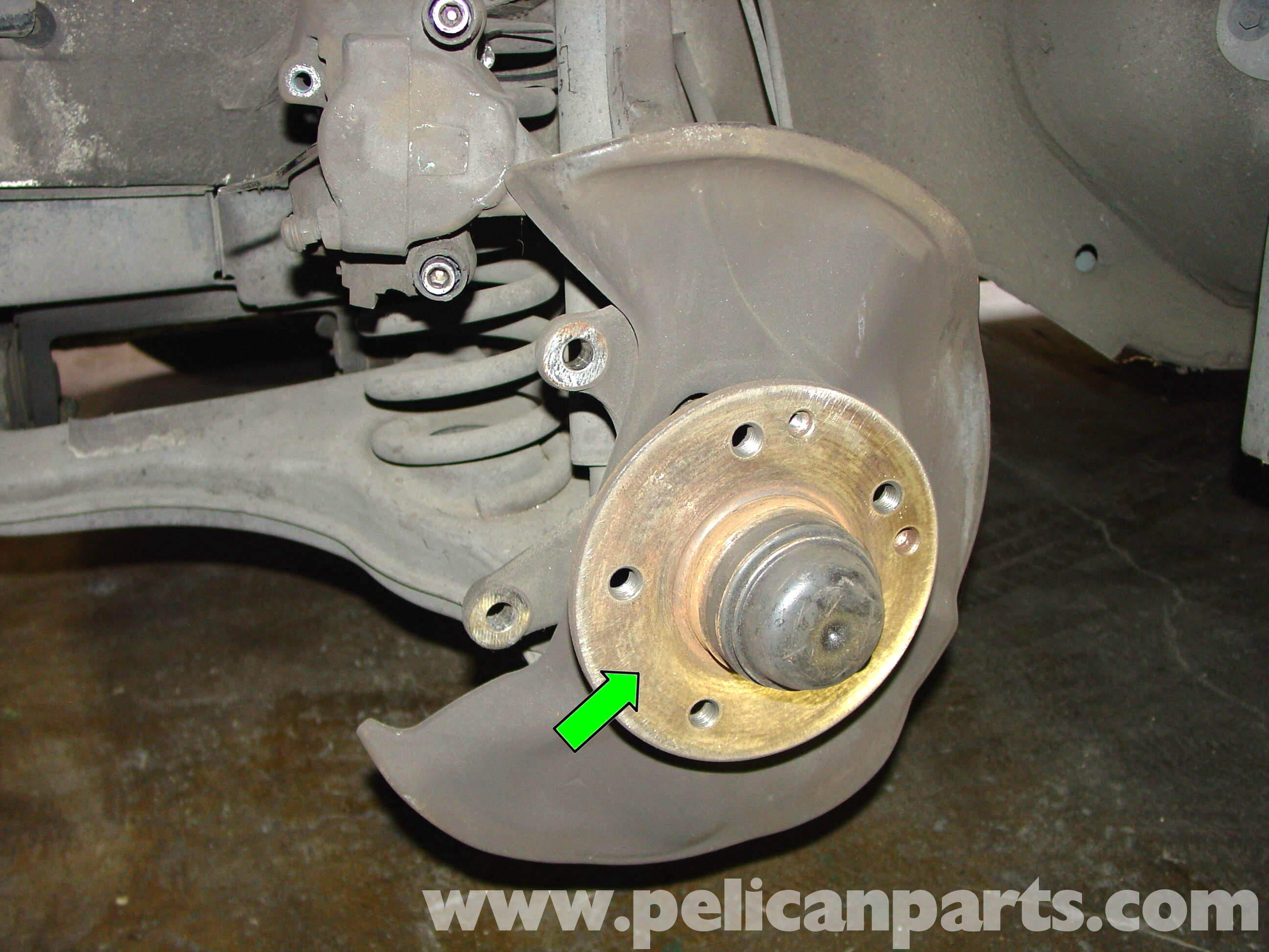 Mercedes E Brake Replacement