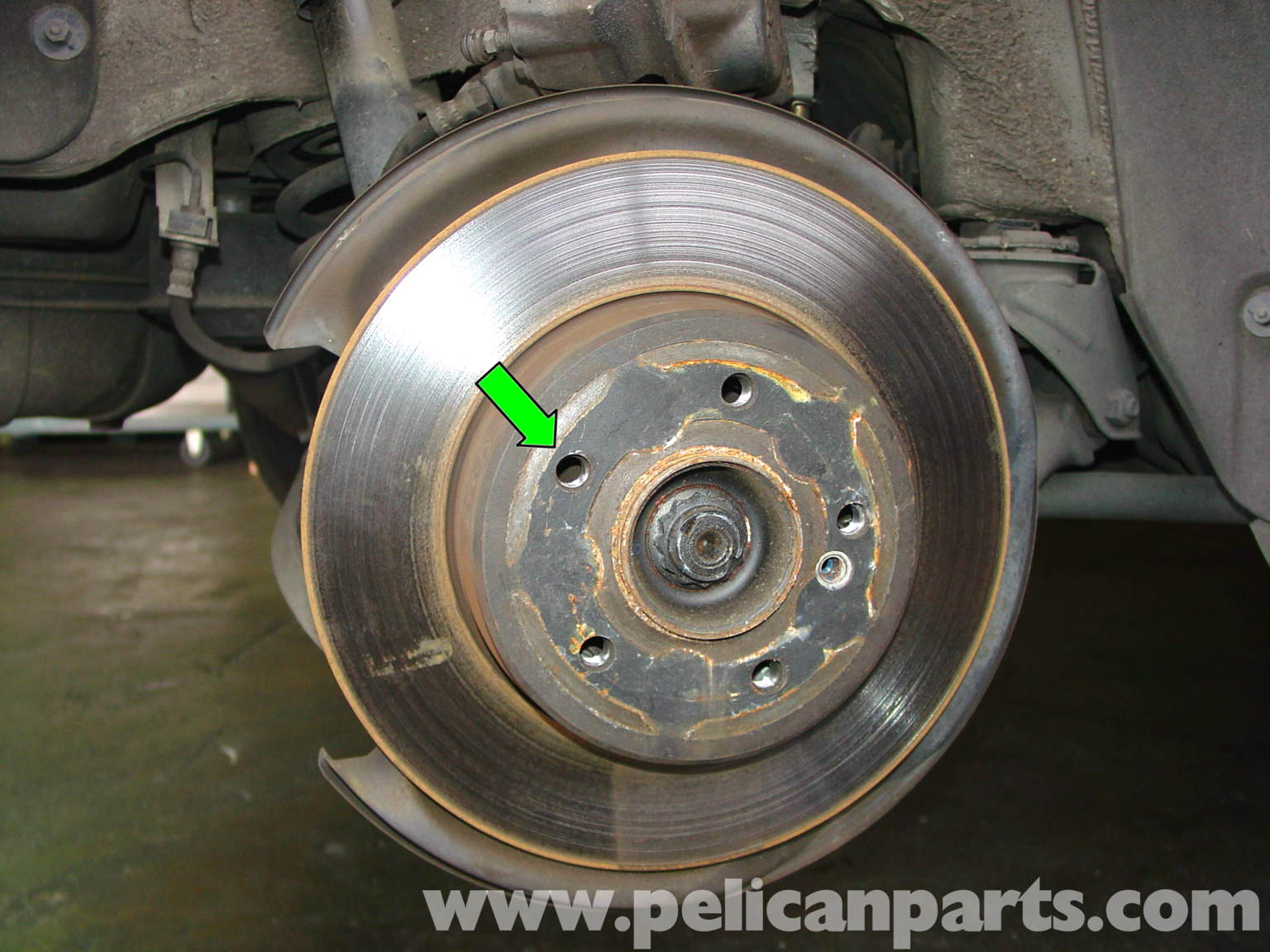 Mercedes benz w210 parking brake replacement 1996 03 for Mercedes benz brake calipers