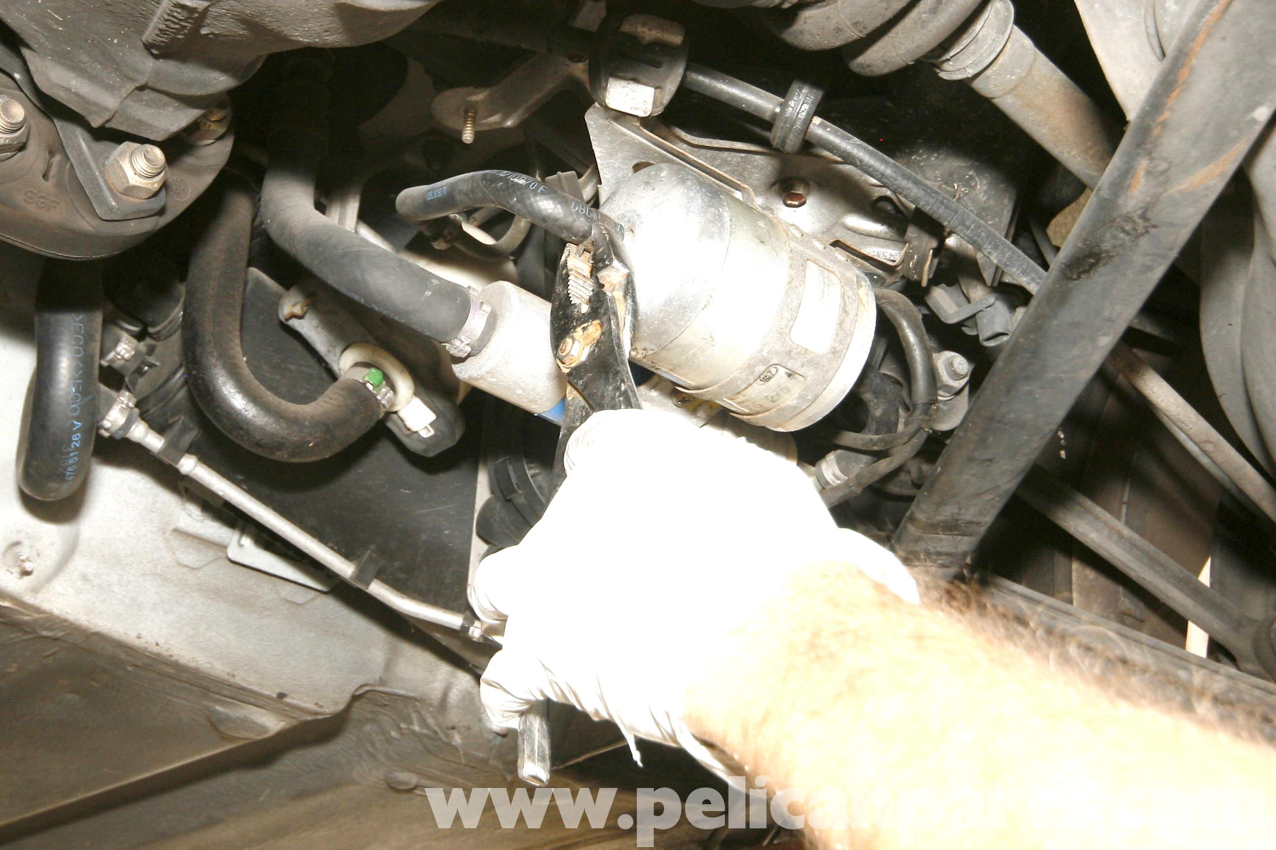 Mercedes Slk230 Fuel Filter Location Benz 1998 Ml320 6