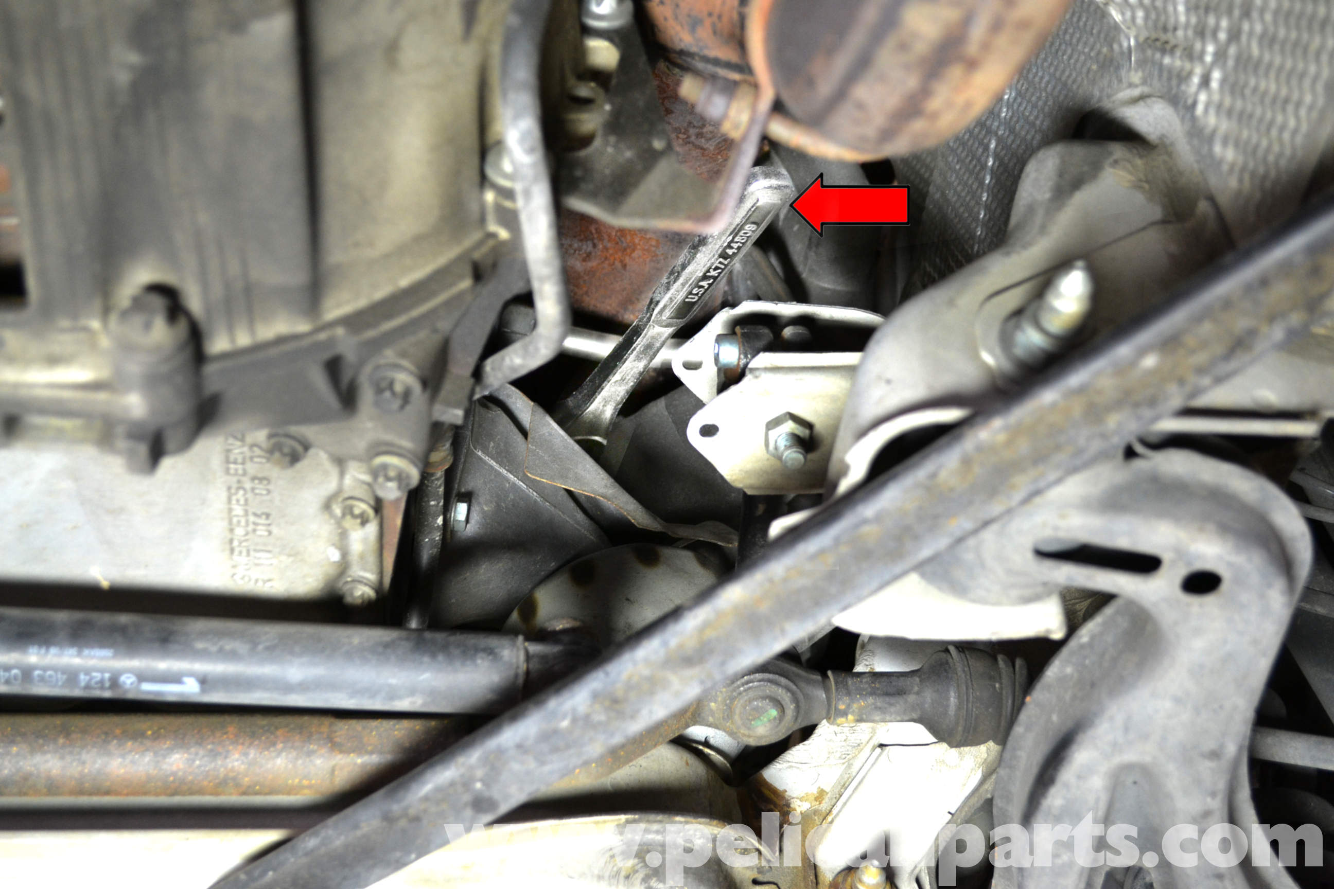 Mercedes motor mount replacement cost #6