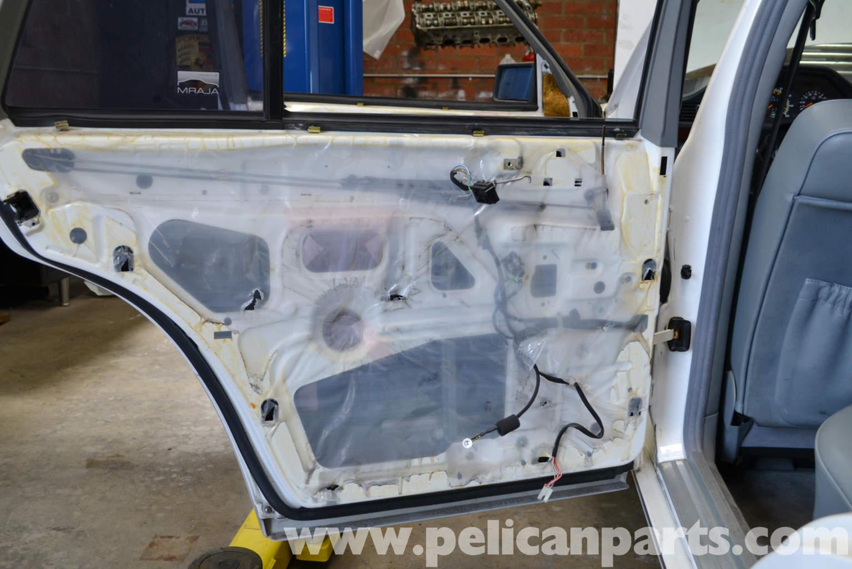 mercedes w124 rear door panel removal. Black Bedroom Furniture Sets. Home Design Ideas