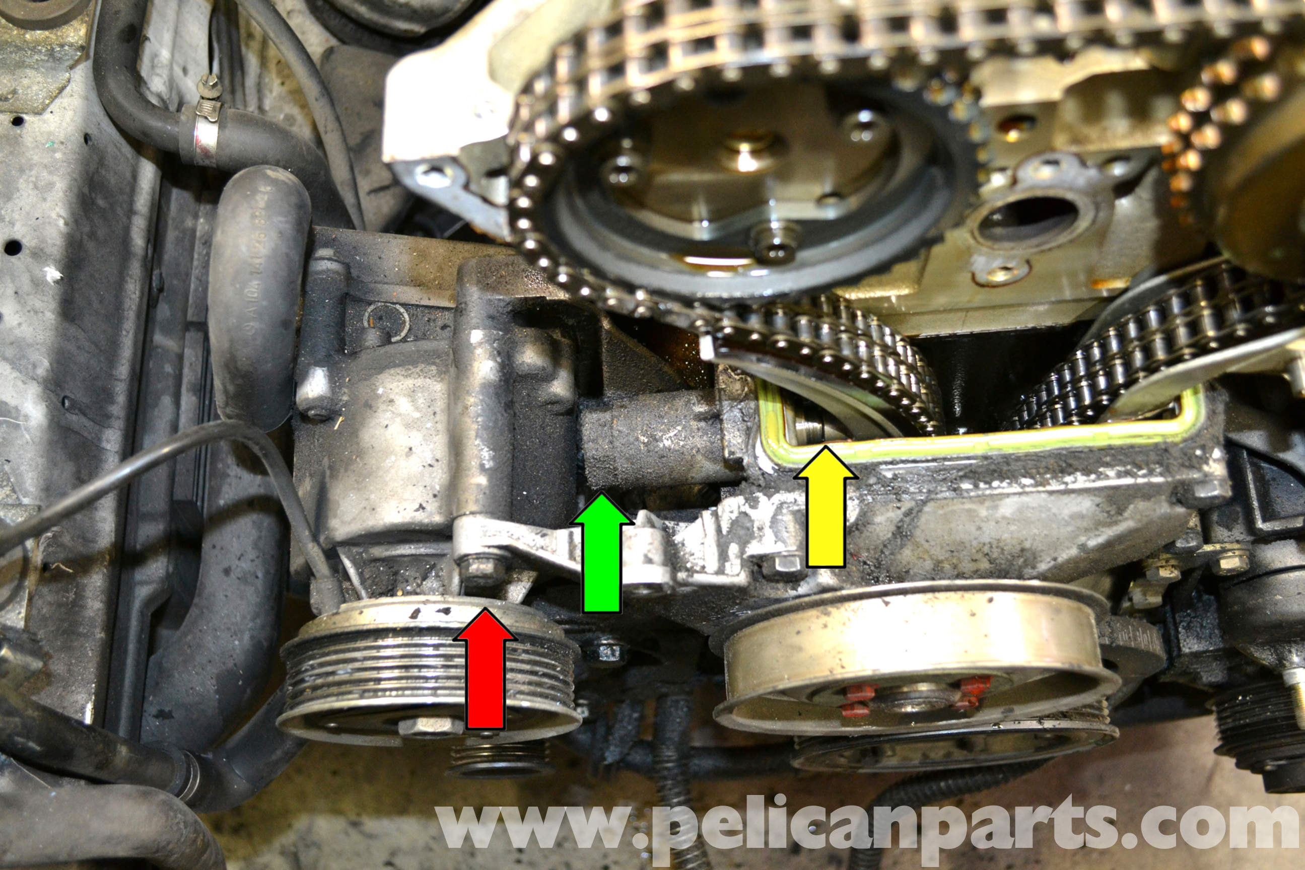 Showthread together with Mercedes E320 Crankshaft Position Sensor Location 530aa64aa4e96dfe furthermore 2005 Saab 9 3 Engine Diagram in addition 28 TRANS Automatic Transmission Fluid Change further 51 ENGINE Timing Chain Tensioner Replacement. on saab engine oil pump diagram