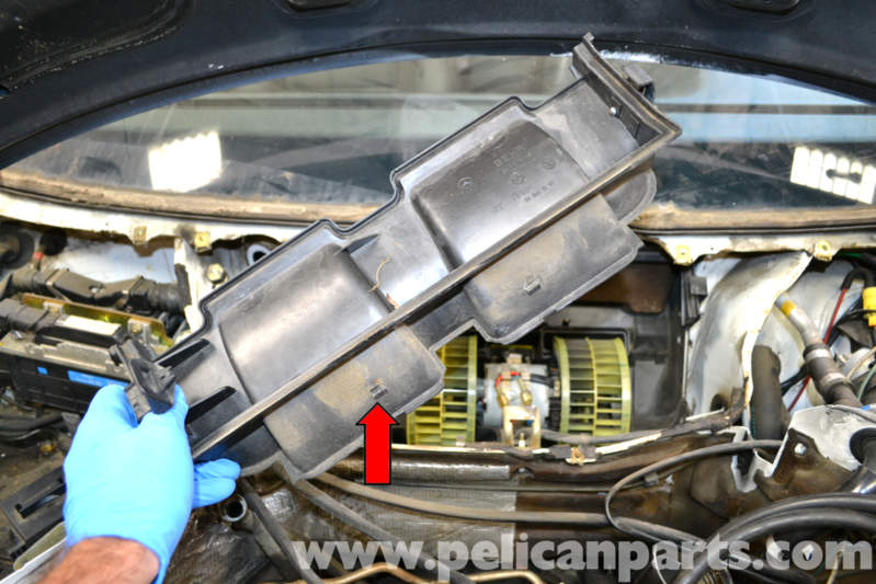 1995 E320 Cabin Filter 1995 Free Engine Image For User