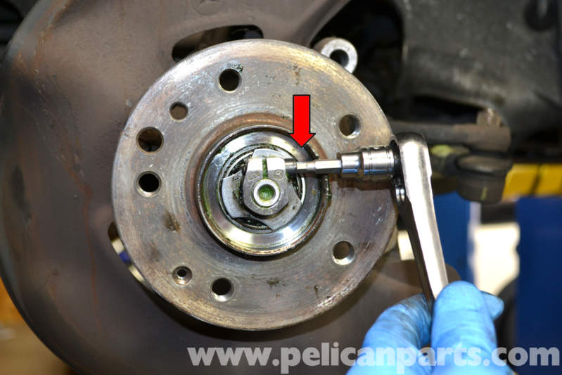 how to tell if front hub bearing is bad