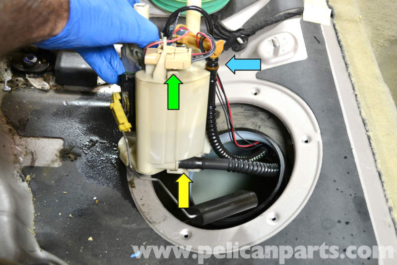 mercedes benz w203 fuel pump replacement  2001 2007 napa 4003 wix 24003 filter