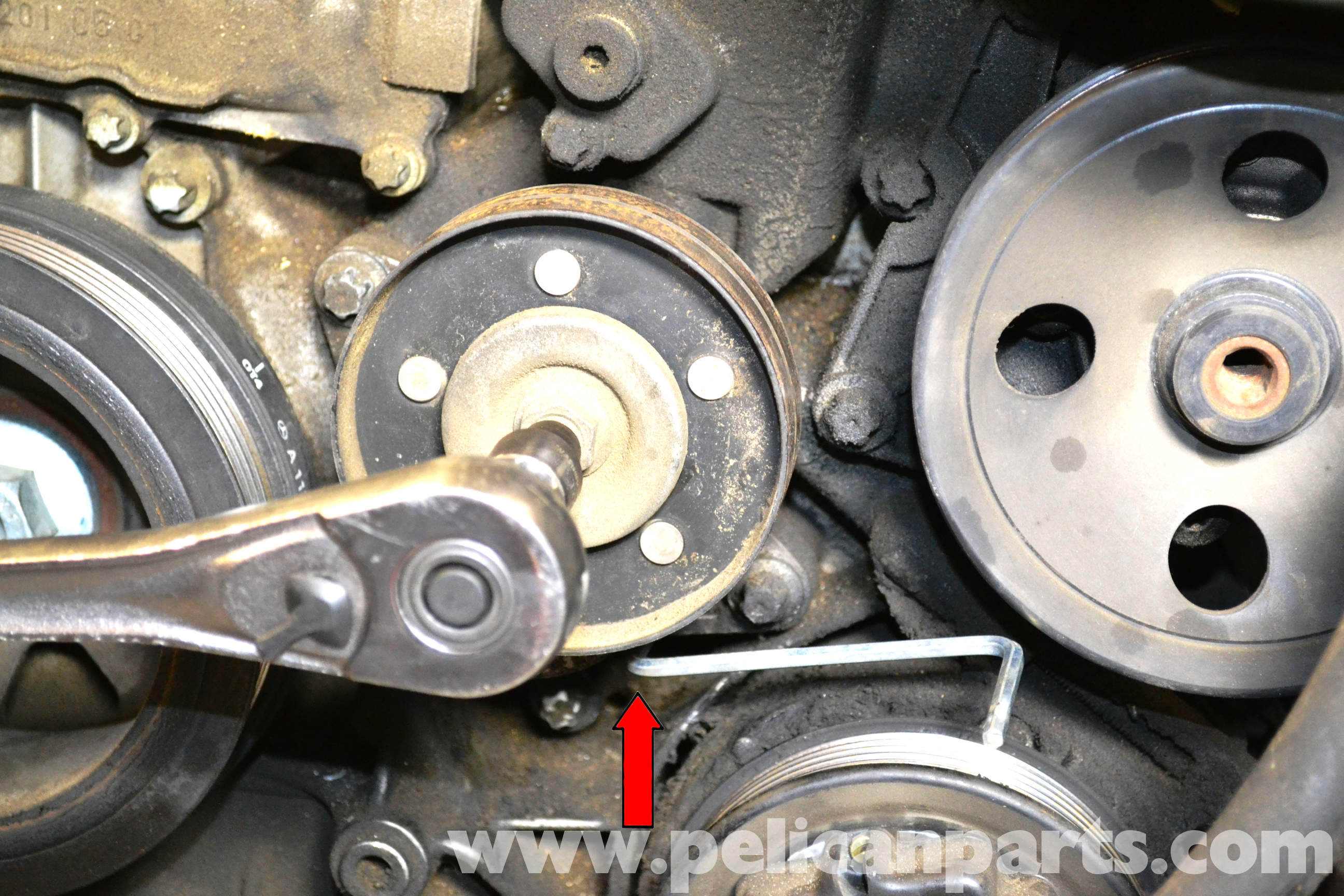P 0900c152800544a8 furthermore 8546l Cadillac Change Serpentine Belts Specifically additionally 2001 2006 Honda Accord Civic Prelude Belt Diagram together with DK Alternator 185 as well Toyota Camry 2002 Toyota Camry Serpentine Belt Replacement 3. on toyota alternator pulley