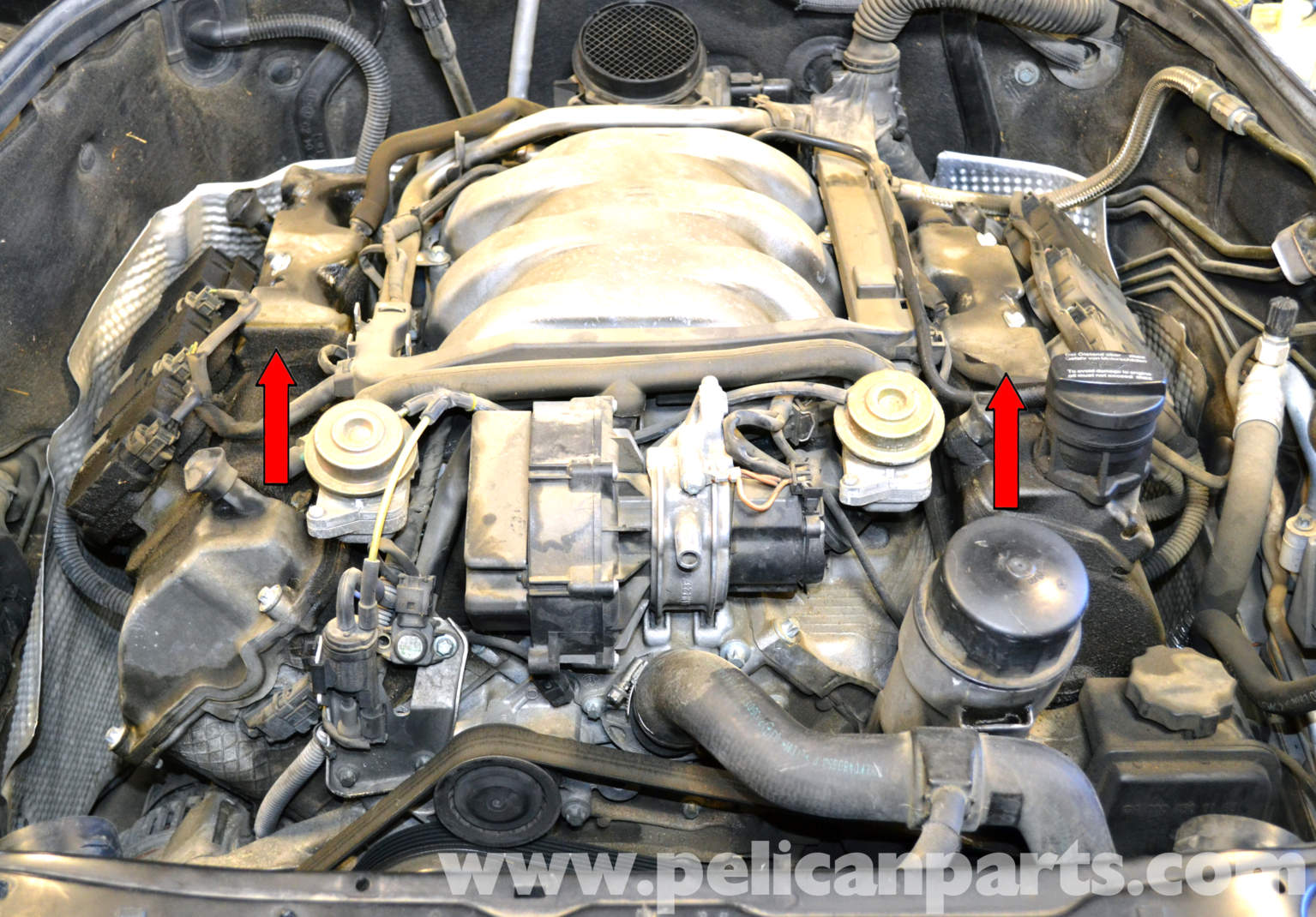engine diagram mercedes 320 clk