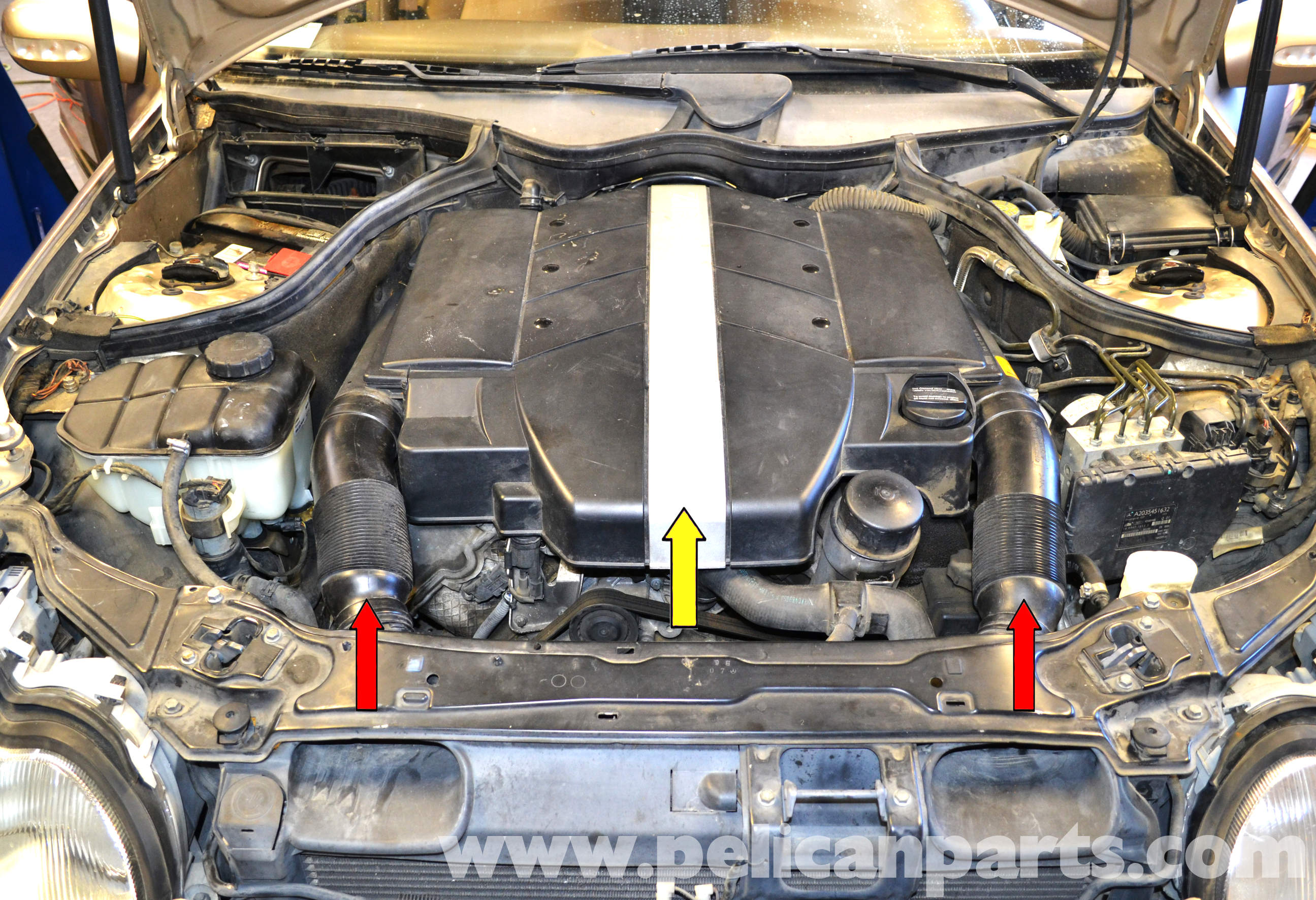 Mercedes benz w203 timing chain tensioner replacement for Mercedes benz c230 engine