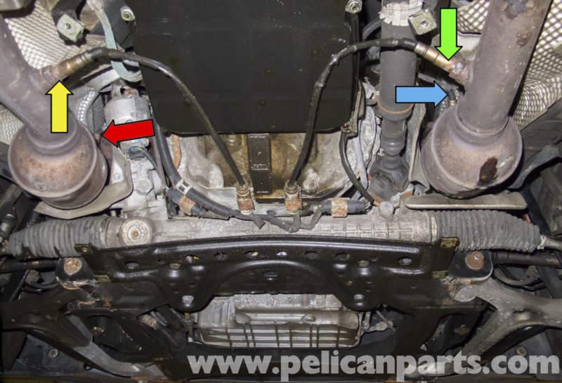 Mercedes Benz W211 Engine Management Systems 2003 2009