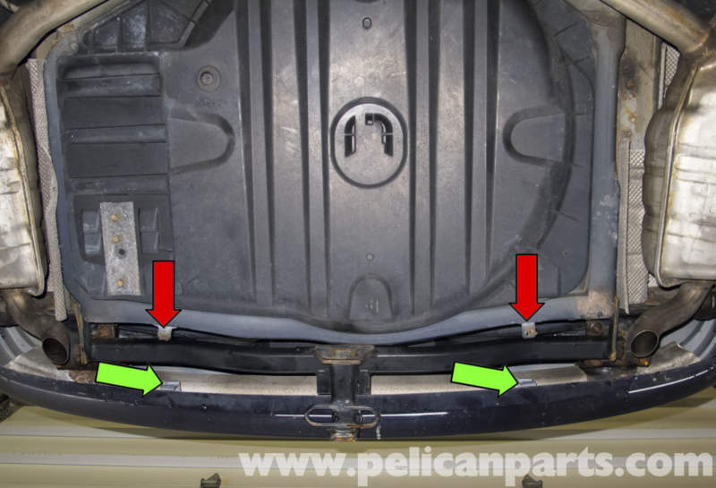 Mercedes benz w211 rear bumper replacement 2003 2009 for Mercedes benz bumper repair