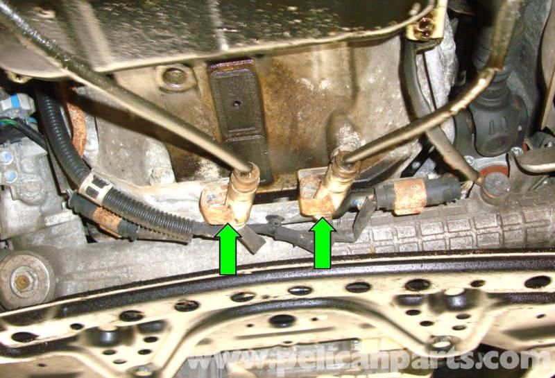 Mercedes benz w211 automatic transmission fluid and filter for Mercedes benz transmission fluid