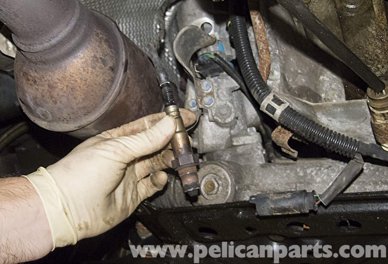 Mercedes Benz W211 Oxygen Sensor Replacement 2003 2009