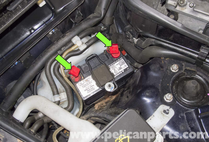 Mercedes benz e320 battery location mercedes free engine for Mercedes benz ml350 battery