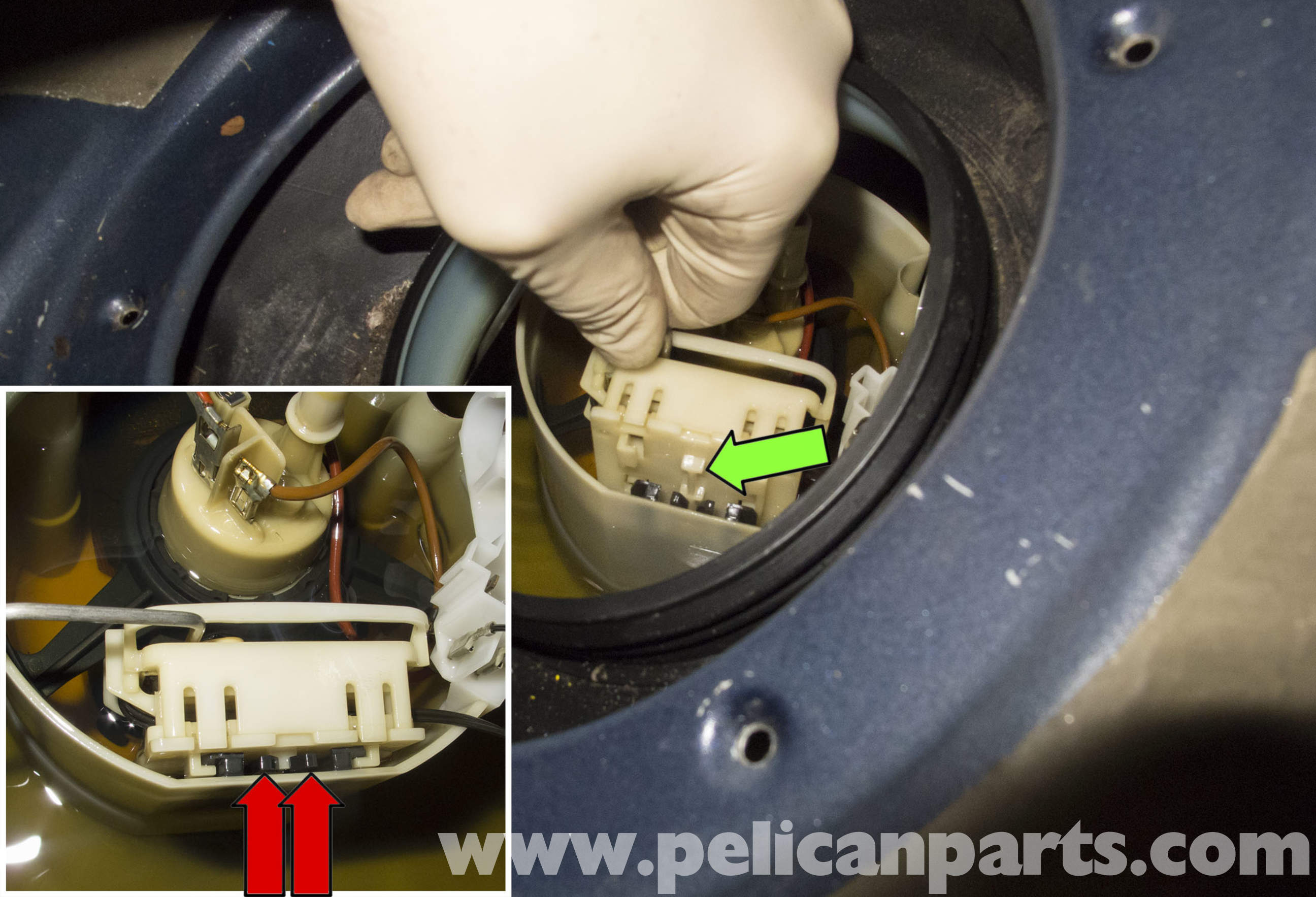 03 mercedes benz e320 fuel pump replacement 03 free for Mercedes benz fuel injector problems
