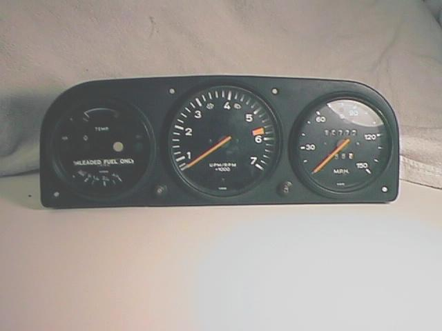 Pelican Technical Article  Porsche Dashboard Gauge Repair And Refurbishment