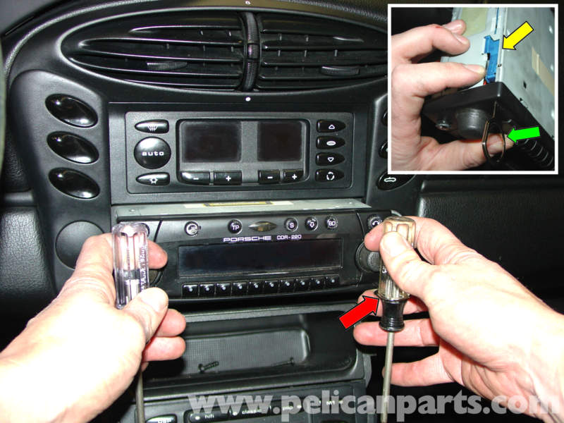 Car radio antenna adapter kit