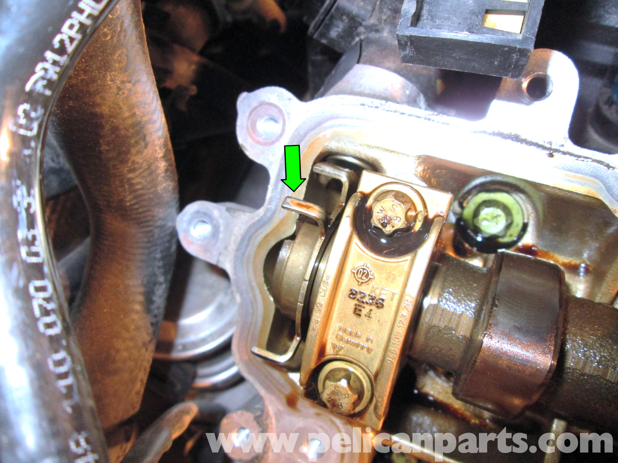 Pelican Technical Article Porsche Cayenne Valve Cover Gasket 993 Engine Diagram Large Image Extra