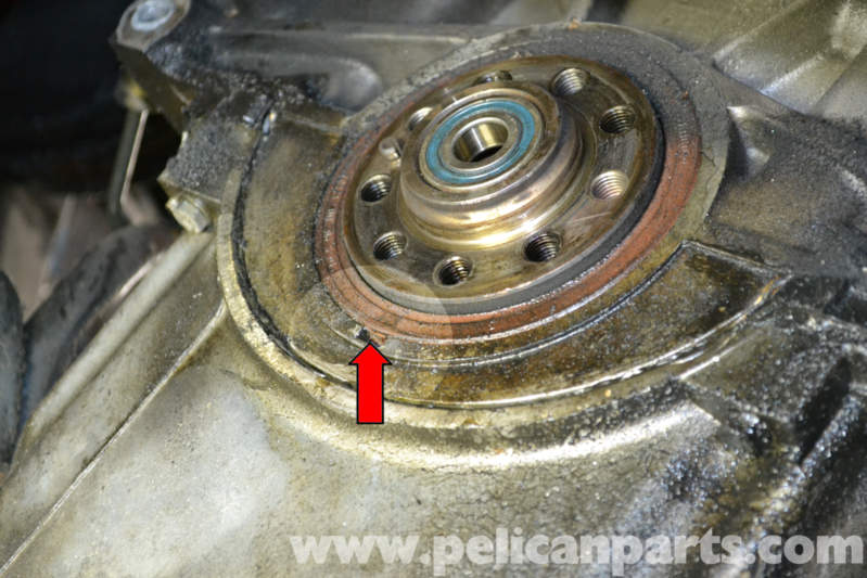 pelican technical article porsche 944 turbo rear main h25a front main replacement  #1