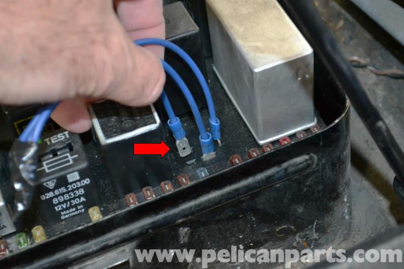 Pelican Technical Article Porsche 944 Turbo Dme Relay