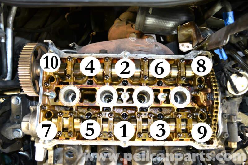 Volkswagen Golf GTI Mk IV Head Gasket Replacement 1999