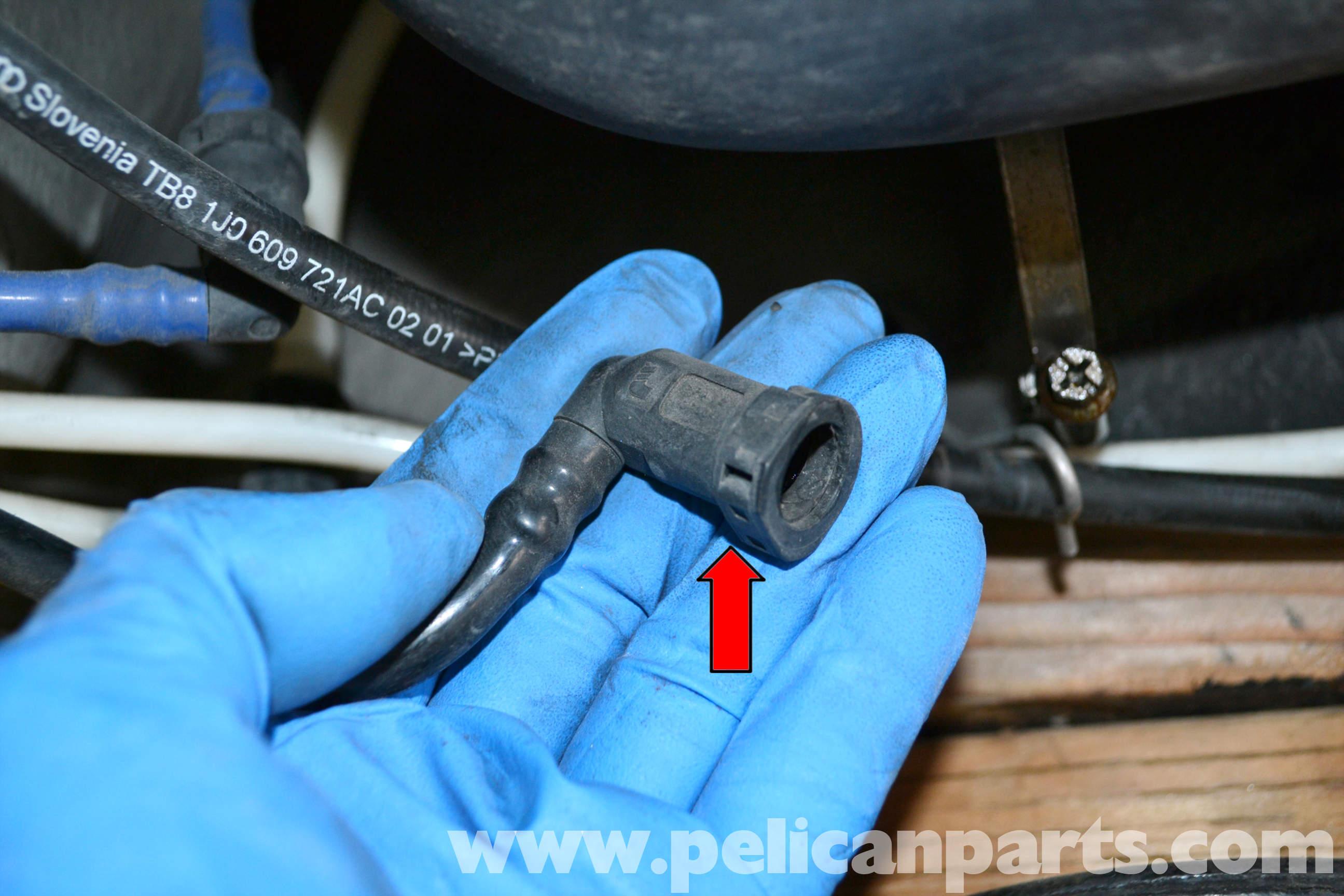 Pic on Volkswagen Golf Fuel Filter