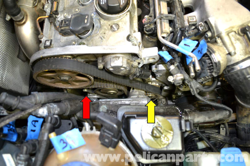 Volkswagen Golf Gti Mk Iv Water Pump Replacement 1999