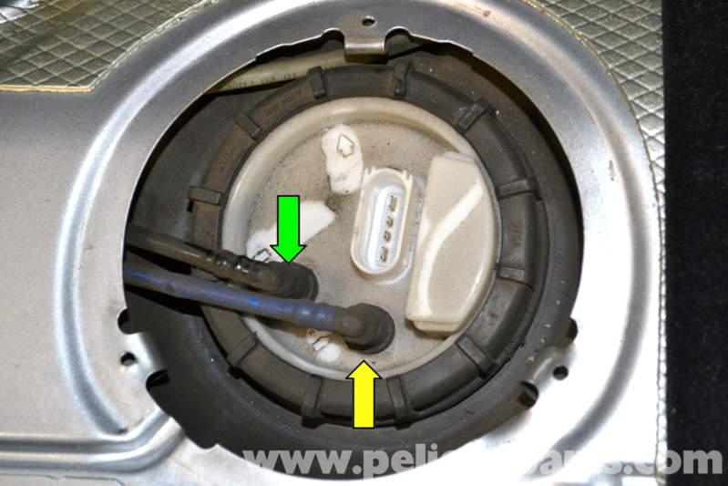 Volkswagen Golf Gti Mk Iv Fuel Pump Replacement 1999 2005