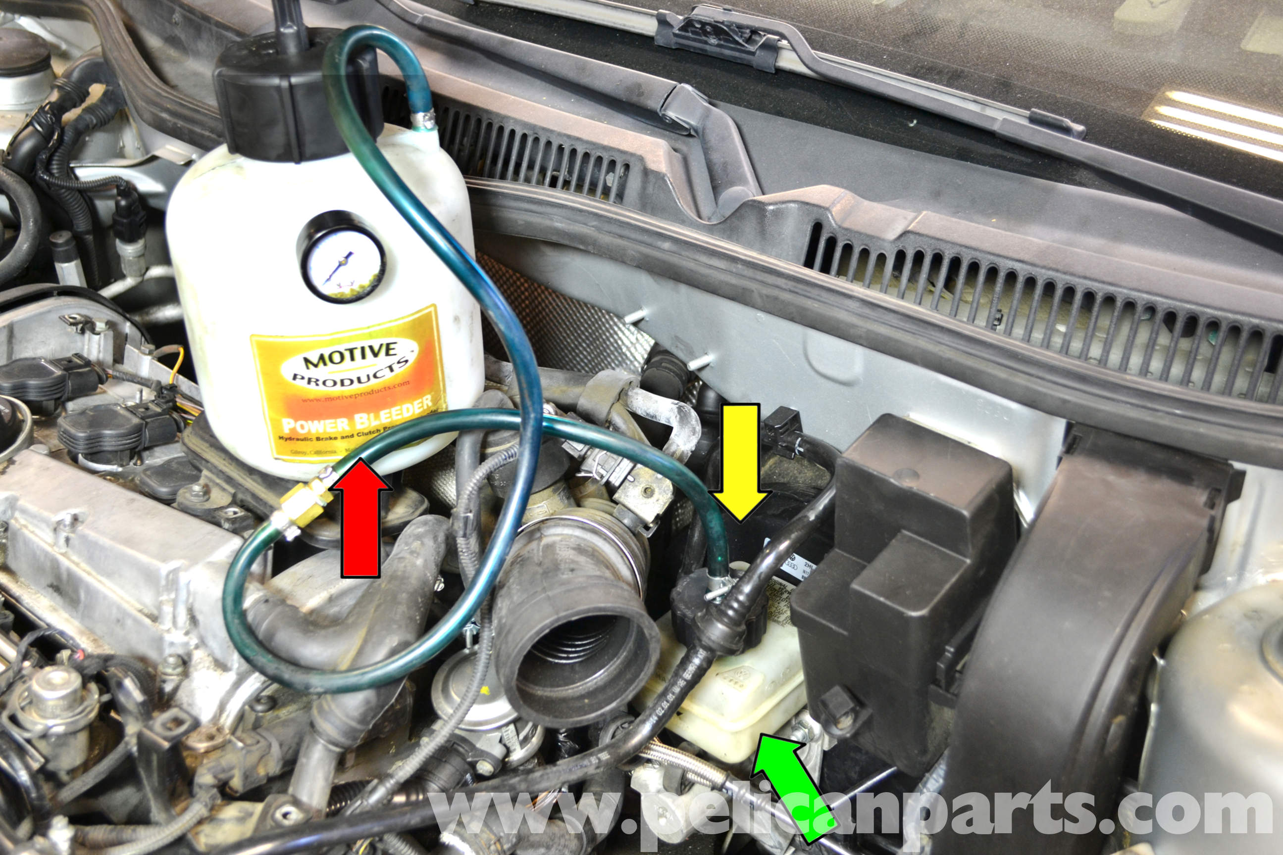 Fault Code P0234 Boost Pressure Reg Limit Exceeded