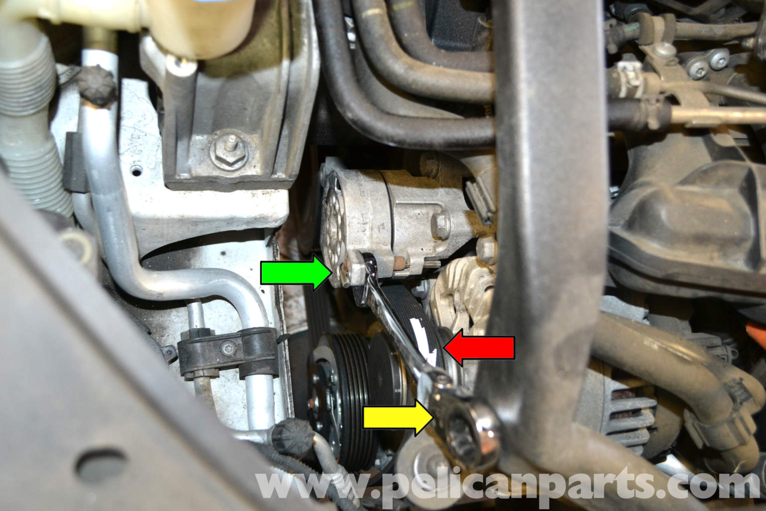 Volkswagen Golf Gti Mk V Thermostat Replacement 2006 2009