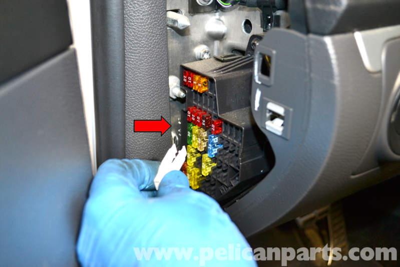Volkswagen Golf Gti Mk V High Pressure Fuel Sensor border=