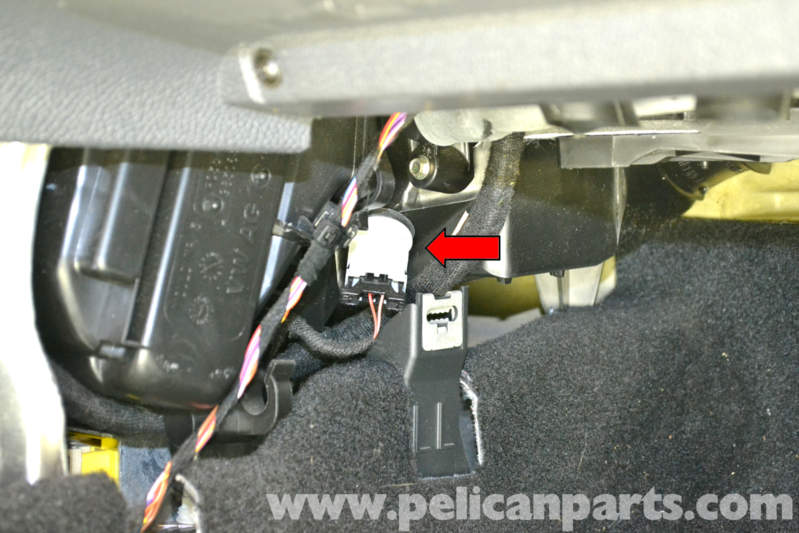 Volkswagen Golf Gti Mk V Evaporator Temperature Sensor