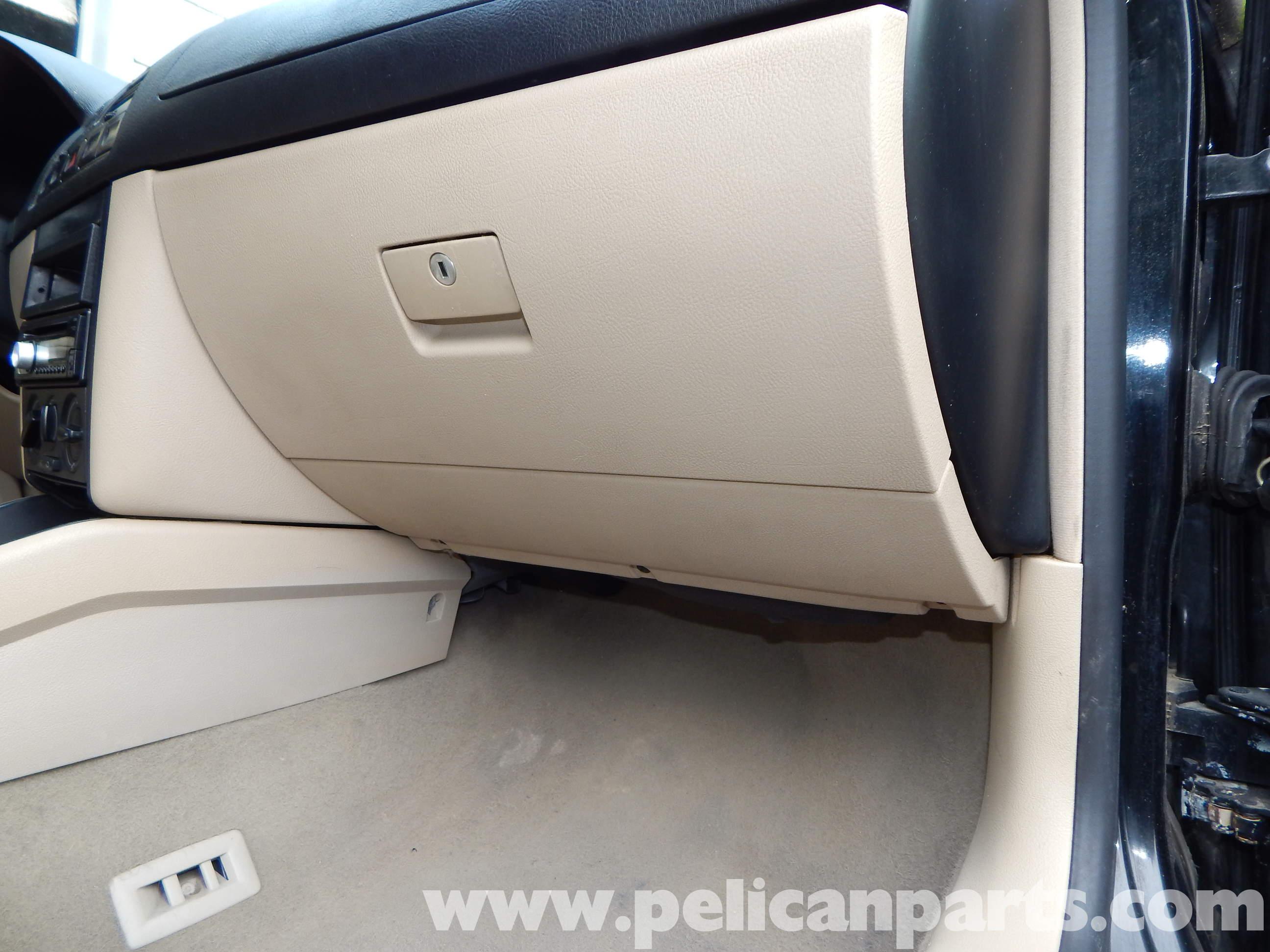 Pelican Technical Article Volkswagen Jetta Mkiv Glove Box Removal