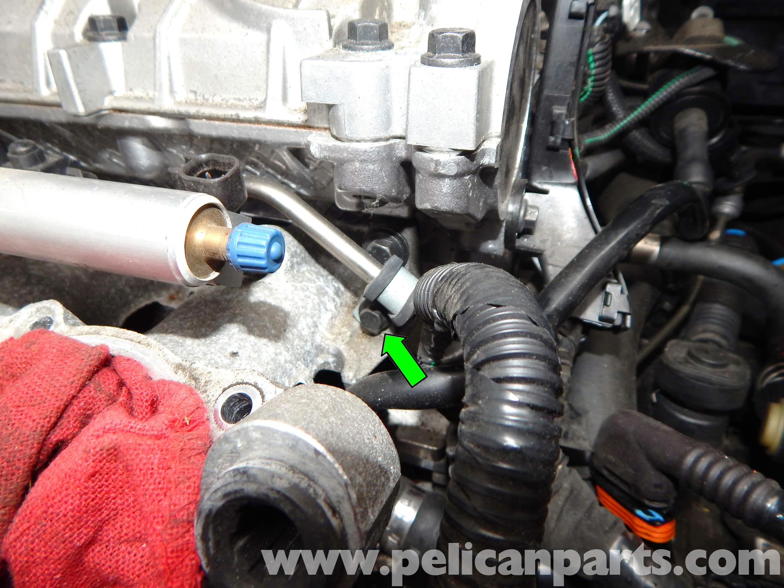 Volvo C30 Fuel Injector Replacement (2007-2013) - Pelican ...