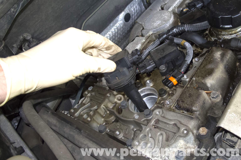 Pic on 1998 Volvo V70 Engine