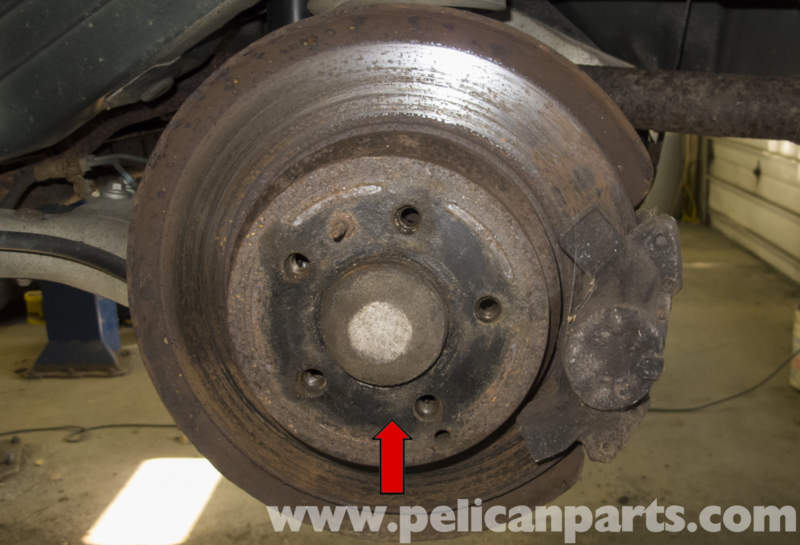 volvo v70 parking brake shoes replacement 1998 2007 pelican parts diy maintenance article. Black Bedroom Furniture Sets. Home Design Ideas