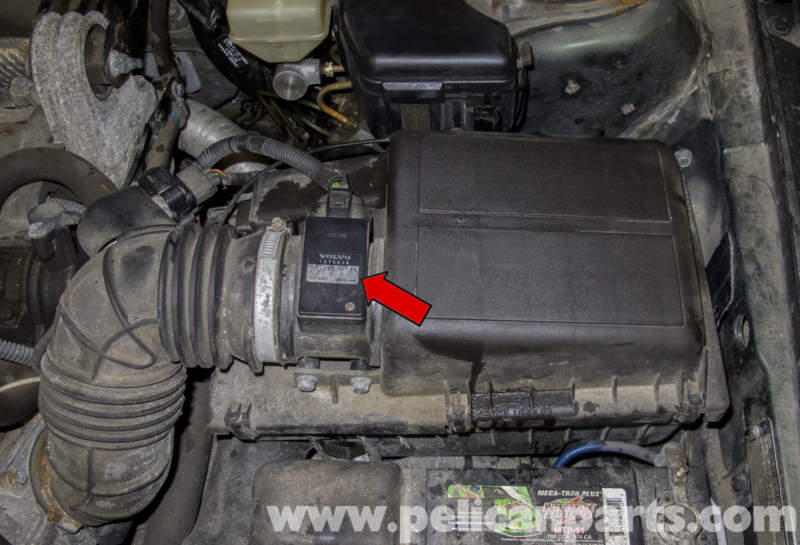 Volvo S70 Fuel Tank Pressure Sensor Location, Volvo, Free ...
