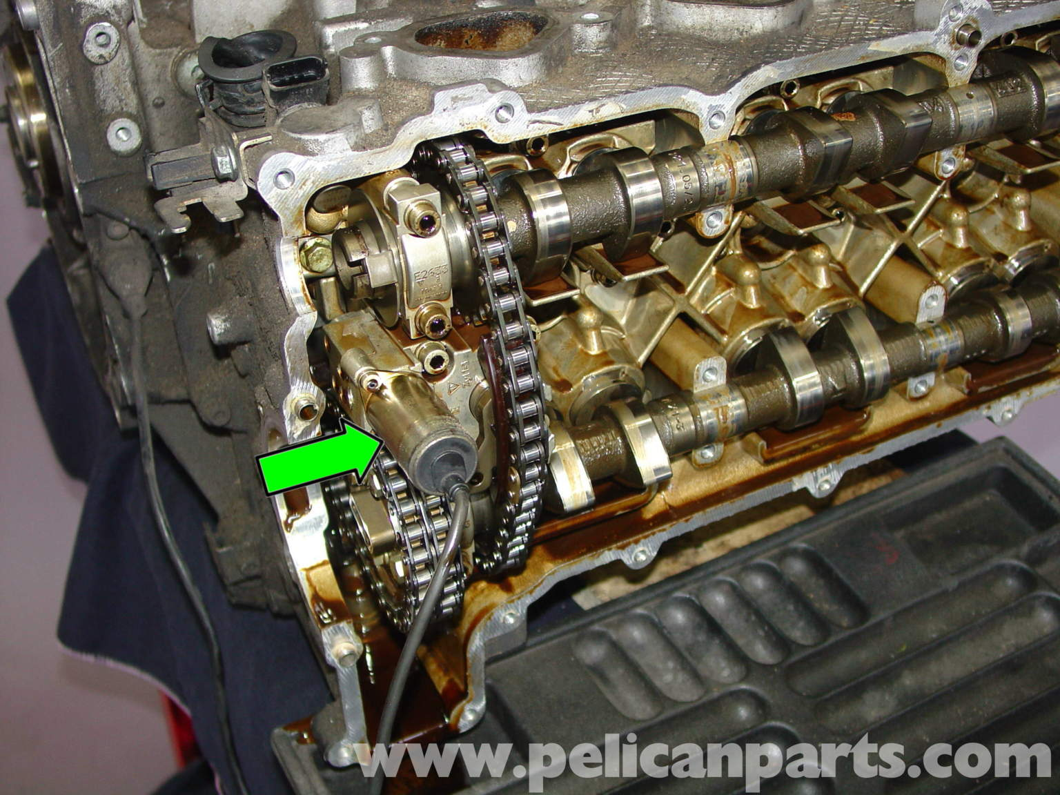 pelican technical article porsche boxster engine teardown large image