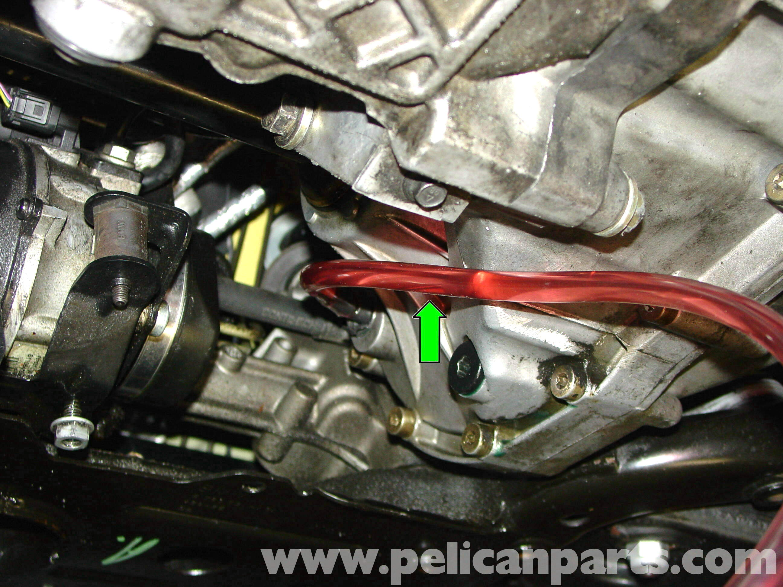 Pelican Technical Article  Transmission Oil Change -