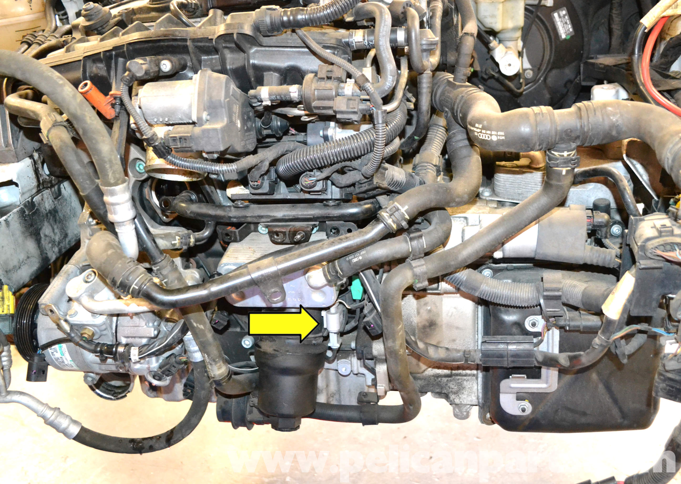 Vw Crafter Prop Shaft Problems Pic
