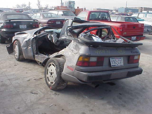 Crash Test Results For 944 Rennlist Porsche Discussion