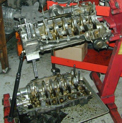 Porsche 911 Engine Stand Yoke: Pelican Parts Forums