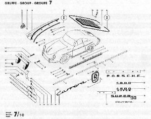 356 Porsche Exploded View Part Diagrams amp Workshop Manuals