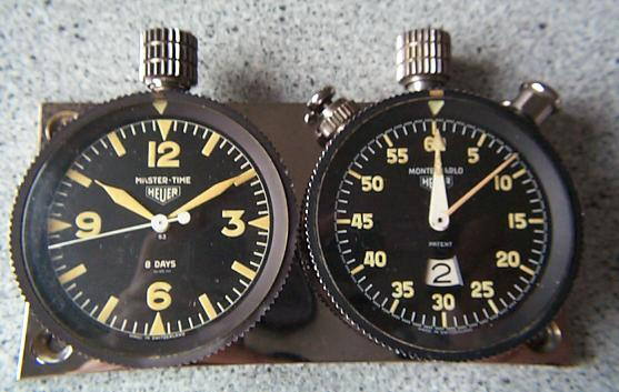 Vintage Heuer Rally Timers Pelican Parts Forums